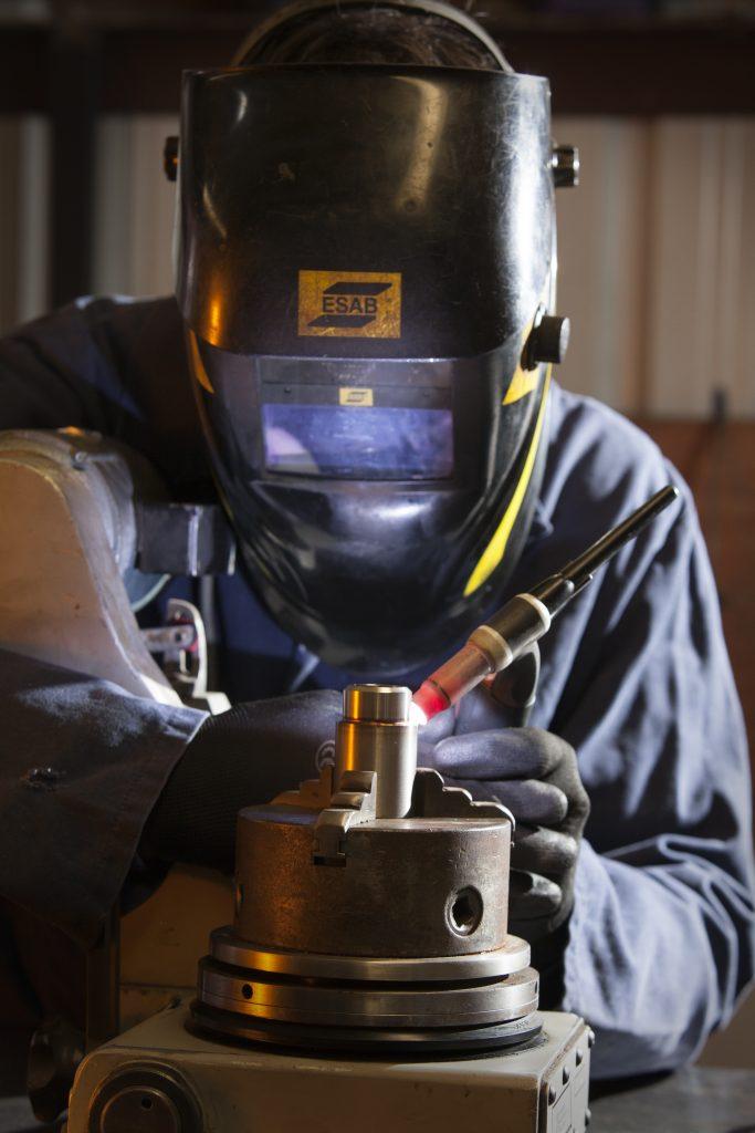 Tig Welding Swanglen Metal Products Bingley Yorkshire