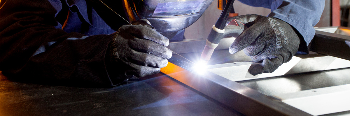 TIG Welding & TIG Brush Cleaning at Swanglen Metal Products, Bingley, near Bradford, West Yorkshire