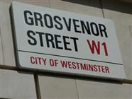 City of Westminster Street Signage